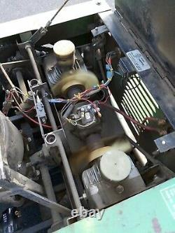 1985 Dixie Chopper Magnum 5018 Zero Turn Mower 50 Deck Upgraded 24HP B&S Engine