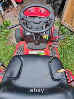 2005 Troy-Bilt Bronco 42 lawn tractor Ride On Mower PARTS or REPAIR