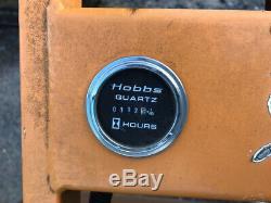 2010 Brush Bandit HB20SP Gas Self Propelled Walk Behind Stump Grinder 100Hrs