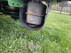 2012 John Deere Eztrak Z445 Zero Turn54 Deck27HP Briggs298 Hours