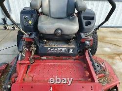 2013 Toro z master professional 5000 series zero turn mower