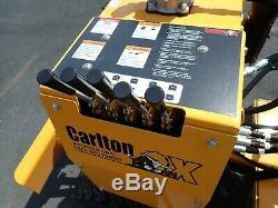 2019 Carlton Sp5014 Self Propelled Stump Grinder, 35 HP Vanguard Gas, Hyd Blade
