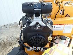 2019 Carlton Sp660 Self Propelled 6 Brush Chipper, 75 Hours, 27 HP Kohler Gas