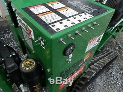 2020 Carlton Sp5014trx Self Propelled Stump Grinder, Remote, 37 HP Efi Gas Eng