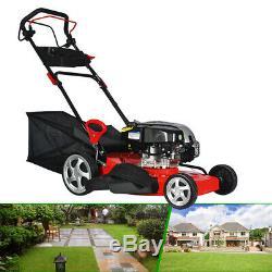 20 173CC Gas Self-Propelled Lawn Mower 3200 r/min 1P70F 173cc 6 horsepower new