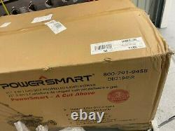 21 In 3 in 1 170cc Gas Self Propelled Lawn Mower PS2194SR Powersmart. Brand New