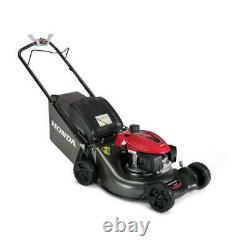 21 in. 3-in-1 Variable Speed Gas Walk Behind Self Propelled Lawn Mower with