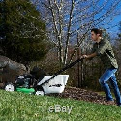 21 in. Gas Walk Behind Lawn Mower Variable Speed All Wheel Drive Self Propelled