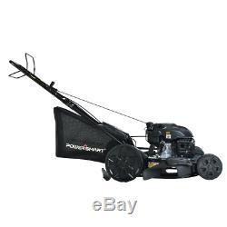 22 In. 3-In-1 200Cc Gas Walk Behind Self Propelled Lawn Mower