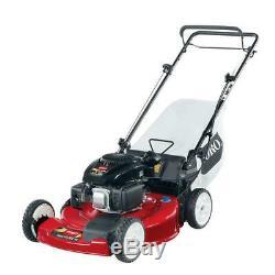 22 In. Kohler Low Wheel Variable Speed Gas Walk Behind Self Propelled Lawn Mower