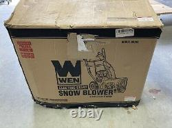 24 in. 212 cc Two-Stage Self-Propelled Gas-Powered Snow Blower Electric Start