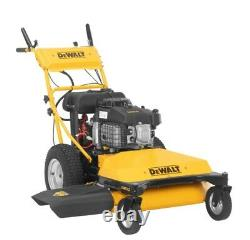 33 in. 382 cc OHV Electric Start Engine Wide-Area Gas Walk Behind Lawn Mower