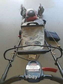 6.5HP Honda 21 3-in-1 Gas Walk Behind Self Propelled Lawn Mower AWESOM COND