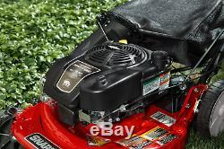7800982 Snapper (21) 190cc Hi-Vac Self-Propelled Electric Start Lawn Mower