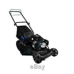 AAVIX AGT1222B 23 in. 196CC Self Propelled 3 in 1 Gas Lawn Mower Black