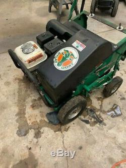 Aerator Billy Goat AE401 19 Honda Core Lawn Seeding Repair Self Propelled