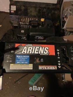 Ariens PB36 Walk Behind Sweeper Self Propelled Power Brush Broom Gas Engine