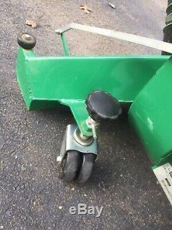 Billy Goat 10 hp Lawn Leaf Debris Vacuum Self Propelled BG1002SP