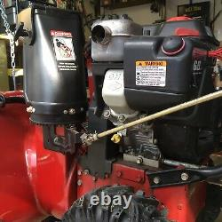 CRAFTSMAN 6.0HP/ 24 Self-Propelled Gas Snow Blower