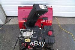 Craftsman 9.0 HP Electric Start Self Propelled Snow Blower 28 Free Ship