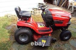 Craftsman L1300 Riding Mower 547 ENGINE HP 42 3-1/2 yr OLD $695.00