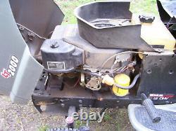 Craftsman Lt2000 Lawn Tractor