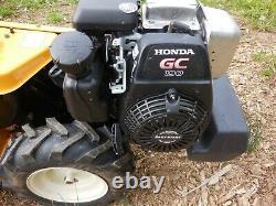 Cub Cadet Rear Tine Tiller RT65H 18 Inch Honda Engine Self Propelled Dual Direct