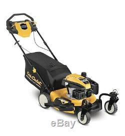 Cub Cadet SC500z Behind Self Propelled Lawn Mower with Caster Wheels