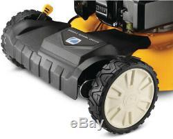 Cub Cadet Self Propelled Lawn Mower Gas Rear Wheel Handlebar Side-Discharge Bag