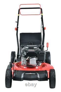 DB2322SR 22 in. 3-in-1 170cc Gas Self Propelled Lawn Mower