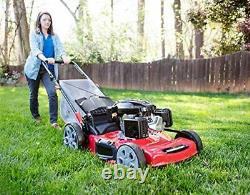 DB2322S 22 3-in-1 196cc Gas Self Propelled Lawn Mower