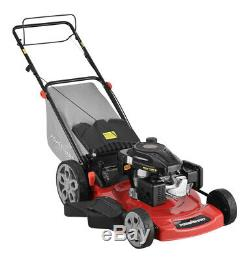 DB2322S 22 inch 3-in-1 196 cc Gas Self Propelled Mower
