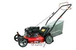 DB2521SR 21 3-in-1 Gas Self Propelled Lawn Mower