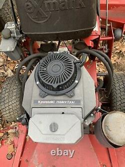 Exmark Turf Tracer 48 Commercial 19 Hp Hydraulic Drive Walk Behind Mower