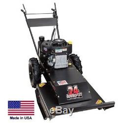 FIELD & BRUSH MOWER Rough Cut Mower Self Propelled 24 Cut 11.5 Hp CARB