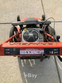 Gravely Pro-24 Walk Behind 24in Gas Lawnmower Self Propelled 190cc Read Desc