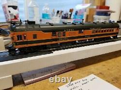HO Passenger Self Propelled W&R Enterprises V1 Gas-Electric GN Brill