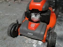 HUSQVARNA AWD ALL WHEEL DRIVE SELF PROPELLED MOWER pick up only