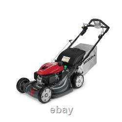 Honda 21in. Next Deck 4-in-1 Gas Walk Behind Self Propelled Lawn Mower HRX217VYA