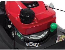 Honda Deck 21in. Electric Start Self Propelled Walk Behind Gas Hydrostatic Mower