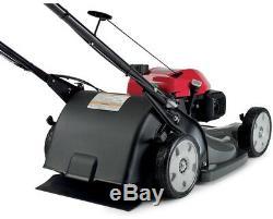 Honda Gas Lawn Mower 21 in. Variable Speed 4-in-1 Walk Behind Self Propelled