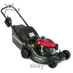 Honda HRN216VLA 21 in 170cc 3-in-1 Self Propelled Gas Lawn Mower withClip Director