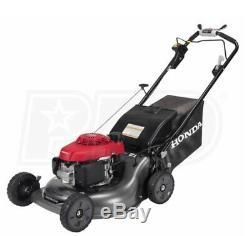 Honda HRR216VYA (21) 160cc 3-In-1 Self-Propelled Lawn Mower