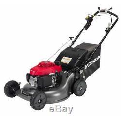 Honda HRR216VYA 21 3-in-1 Self Propelled Twin Blade Mulching Lawn Mower