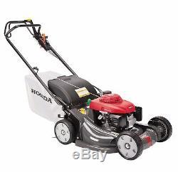 Honda HRX217HXA 21 4-in-1 Versamow Self-Propelled Lawn Mower
