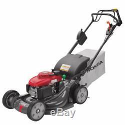 Honda HRX217HZA 21 4-in-1 Versamow Electric Start Self-Propelled Lawn Mower