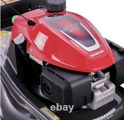Honda HRX217VK Lawn Mower Variable Speed Self Propelled NeXite polymer deck