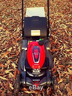 Honda HRX217VLA 21 200cc Self-Propelled Electric Start Lawn Mower