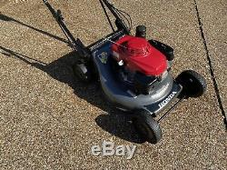 Honda Hrc216hxa Hrc216k3hxa Commercial-grade Self-propelled Lawn Mower