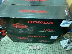 Honda Hydrostatic Cruise Control Self Propelled HRX217HYA Local Pick Up Only